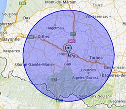 Ramonage à Pau et dans Les Pyrénées-Atlantiques