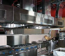 Dégraissage des hottes et ventilations de cuisines