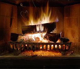 Eviter un feu de cheminée